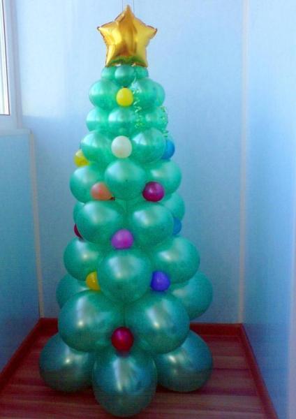 Дед мороз под елку своими руками из